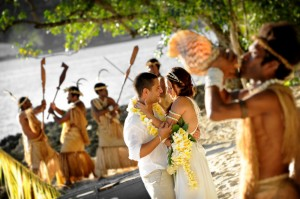 Erakor Island Resort Wedding