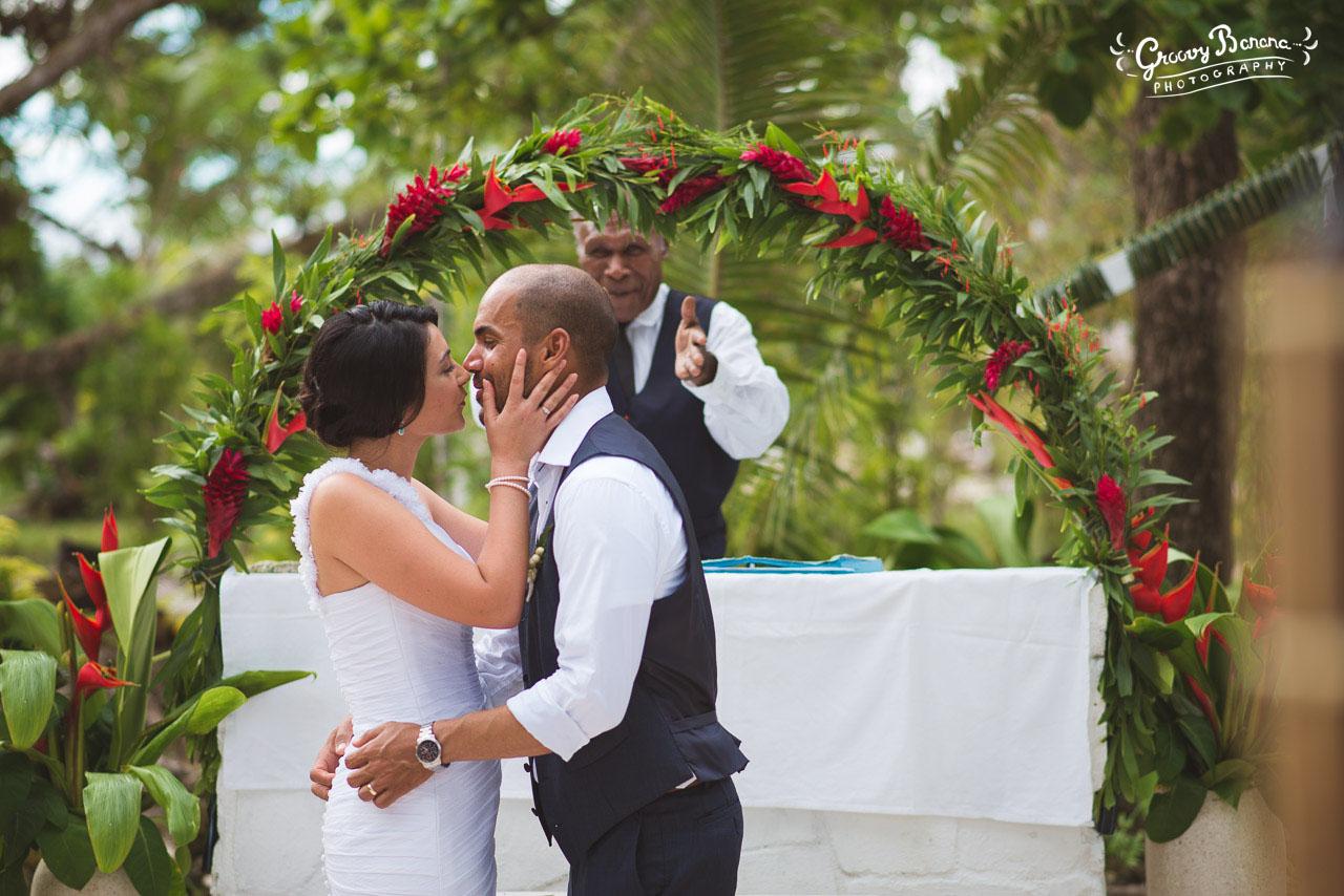 Caucasian wedding